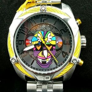 FIRM PRICE-INVICTA LIMITED EDITION Chronograph